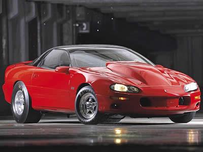 93 2002 Camaro